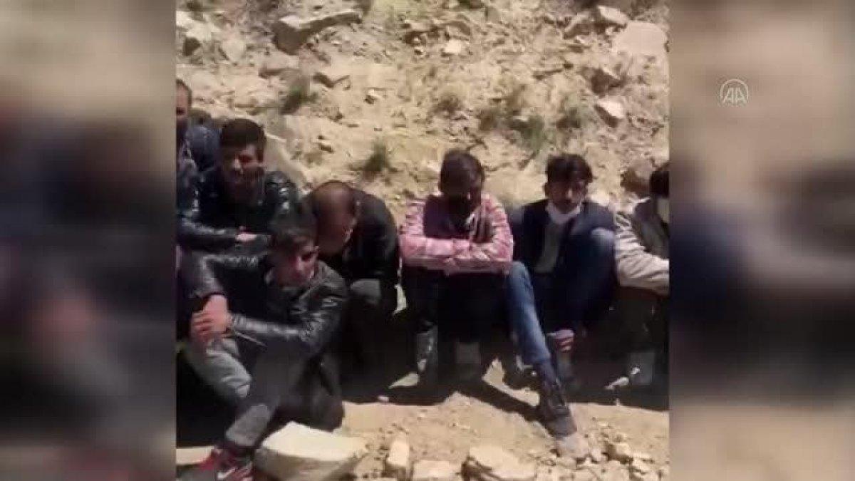 Van da 80 Afganistan uyruklu yakalandı #2