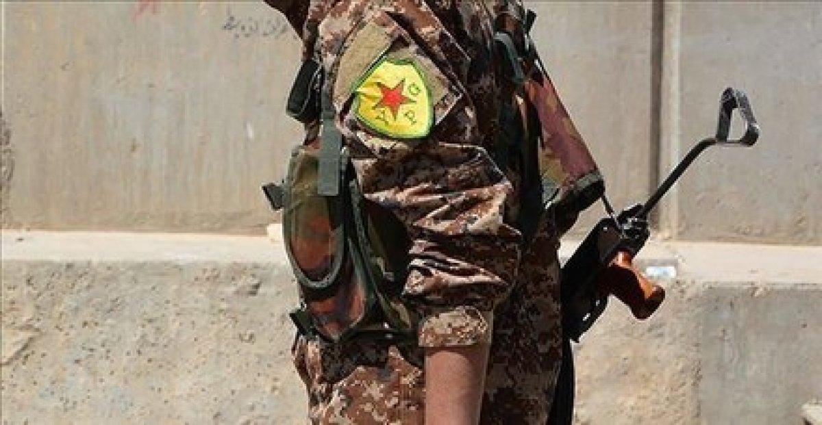 Haseke de ABD öncülüğünde 400 PKK lı teröriste silahlı eğitim verildi #1