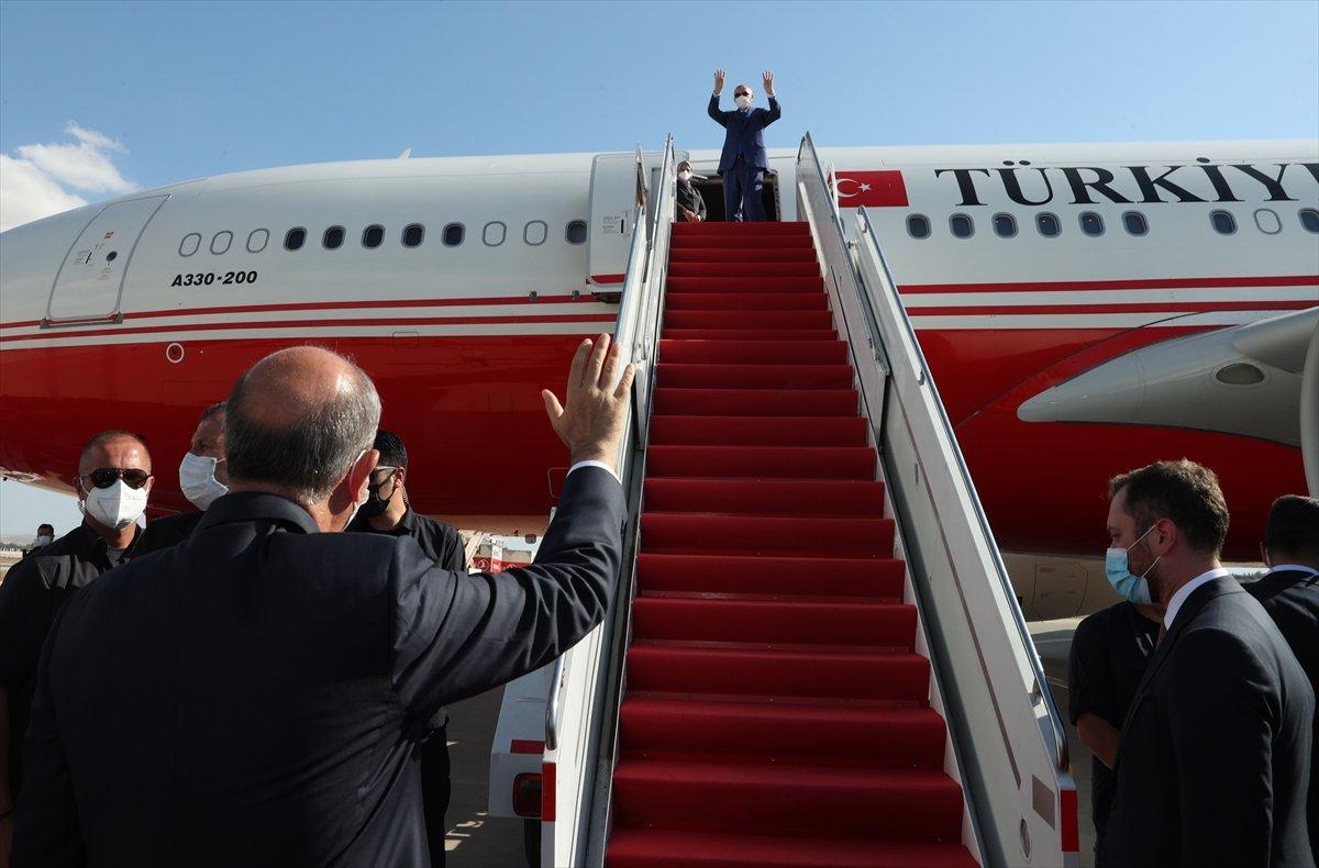 Ersin Tatar: Herkes bilsin ki Anavatan Türkiye ye daha sıkı sarılacağız #8