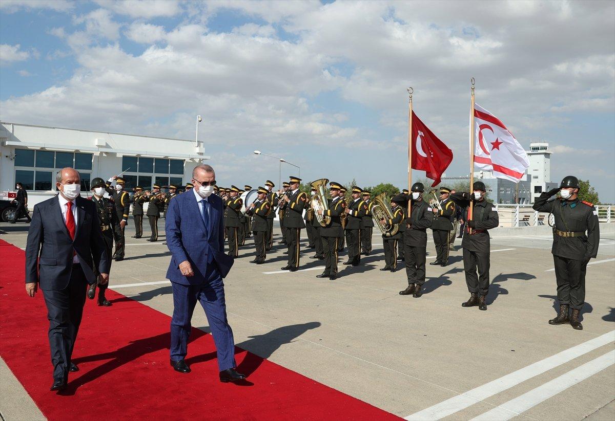 Ersin Tatar: Herkes bilsin ki Anavatan Türkiye ye daha sıkı sarılacağız #6