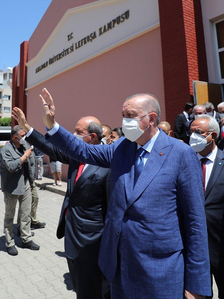 Ersin Tatar: Herkes bilsin ki Anavatan Türkiye ye daha sıkı sarılacağız #4