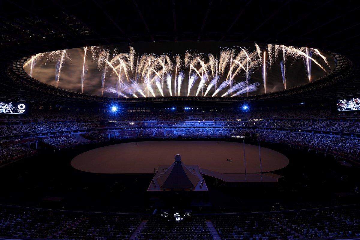 Tokyo 2020 Olimpiyat Oyunları başladı #3