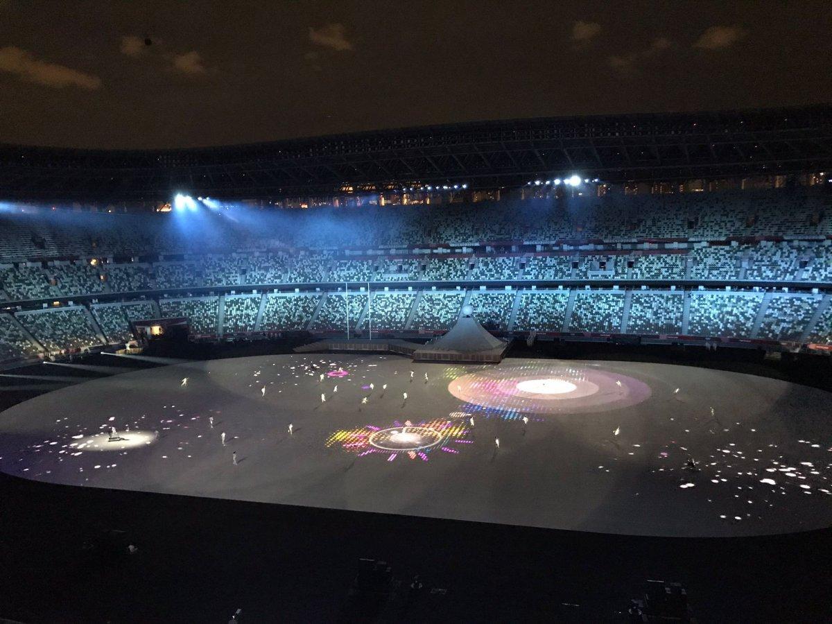 Tokyo 2020 Olimpiyat Oyunları başladı #1
