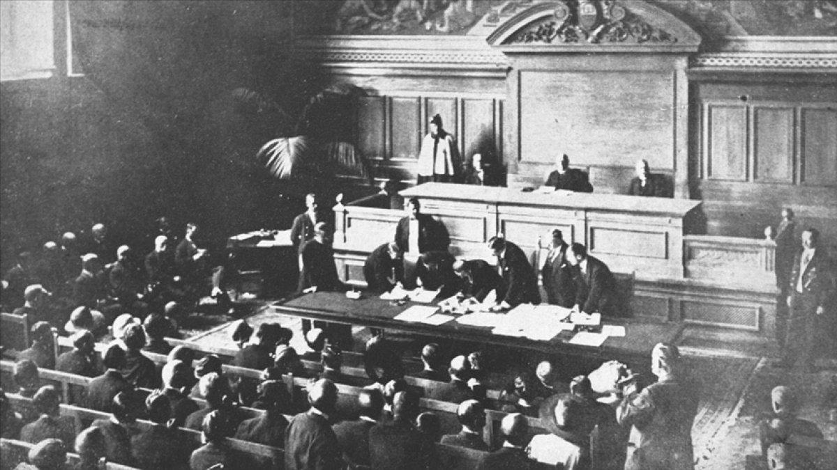Lozan Antlaşması 98 yaşında #4