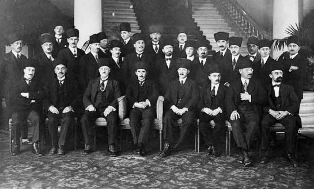 Lozan Antlaşması 98 yaşında #3