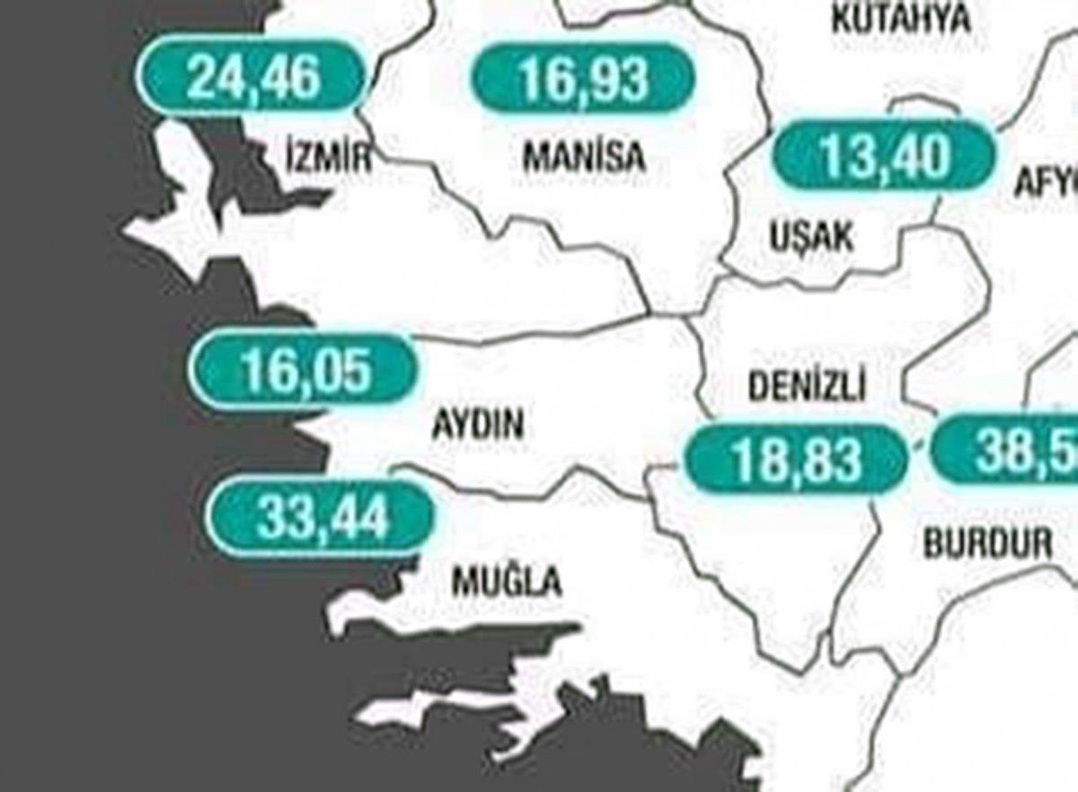 Muğla'da tatilci yoğunluğu koronavirüs vaka sayılarını yüzde yüz artırdı  #3