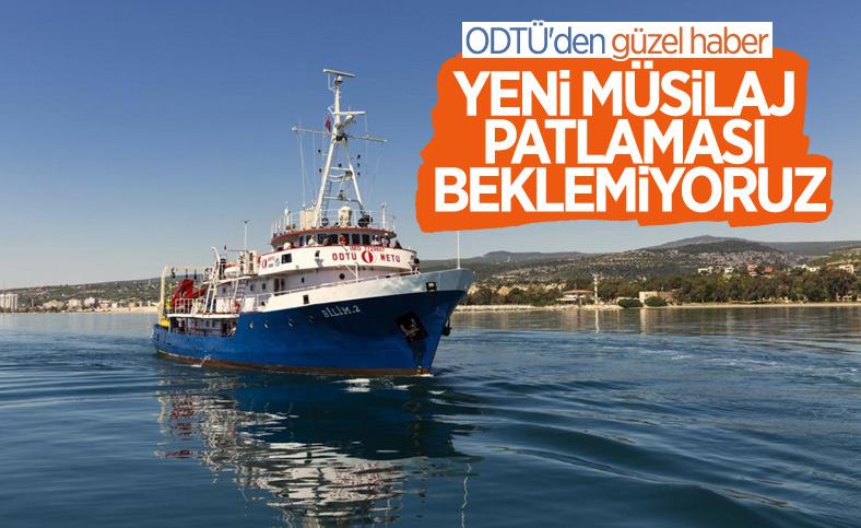 Doç. Dr. Mustafa Yücel: Yeni bir müsilaj patlaması beklemiyoruz