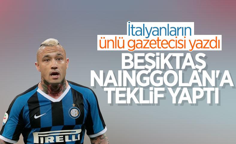 İtalyanlar yazdı: Beşiktaş'ta hedef Nainggolan