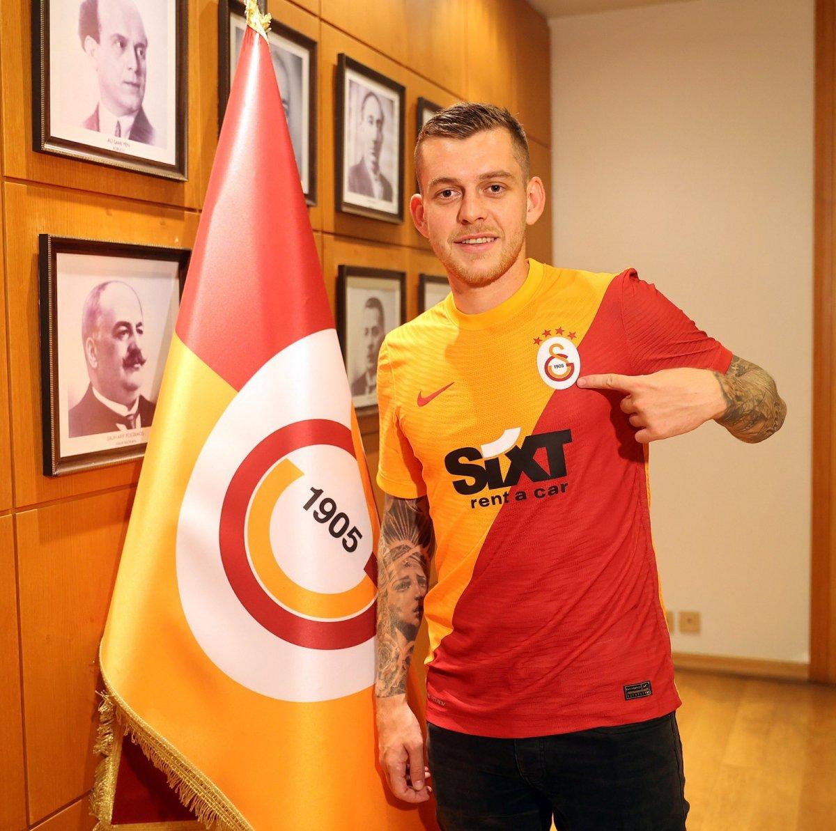 Galatasaray, Alexandru Cicaldau yu açıkladı  #3