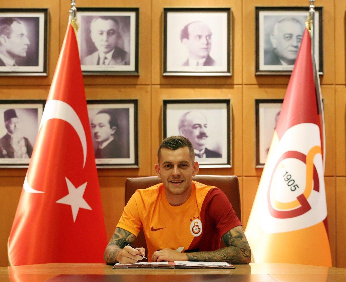 Galatasaray, Alexandru Cicaldau yu açıkladı  #1