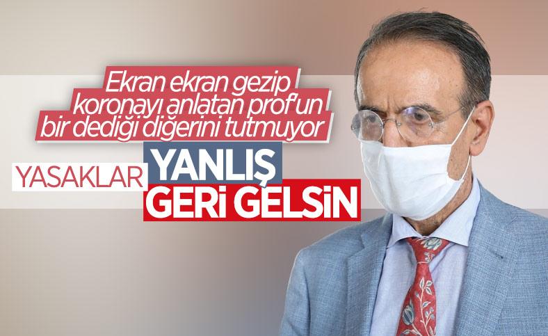 Mehmet Ceyhan: Vakaları düşürmenin tek yolu devletin kısıtlama uygulaması