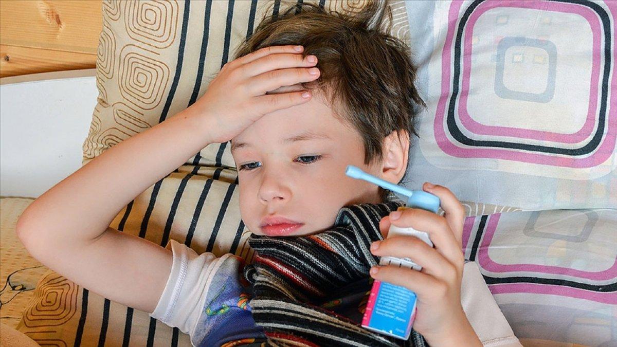Çocuklarda dikkat edilmesi gereken 5 koronavirüs belirtisi #4
