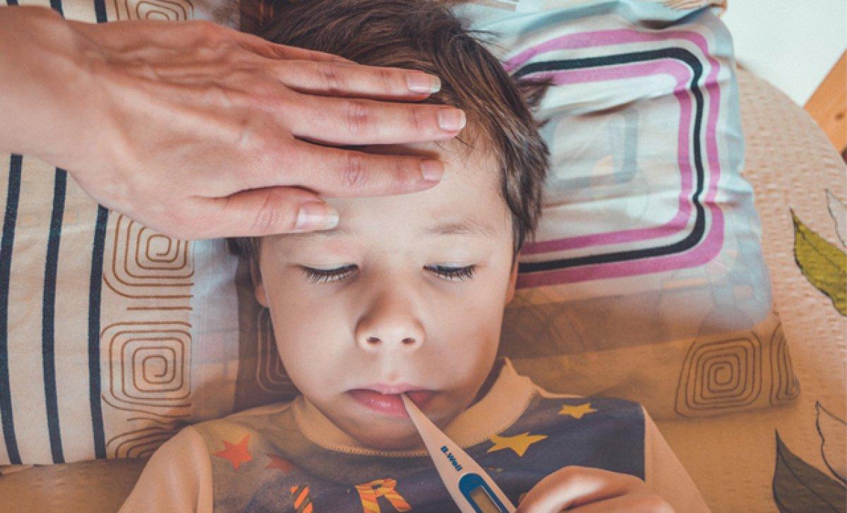Çocuklarda dikkat edilmesi gereken 5 koronavirüs belirtisi #1