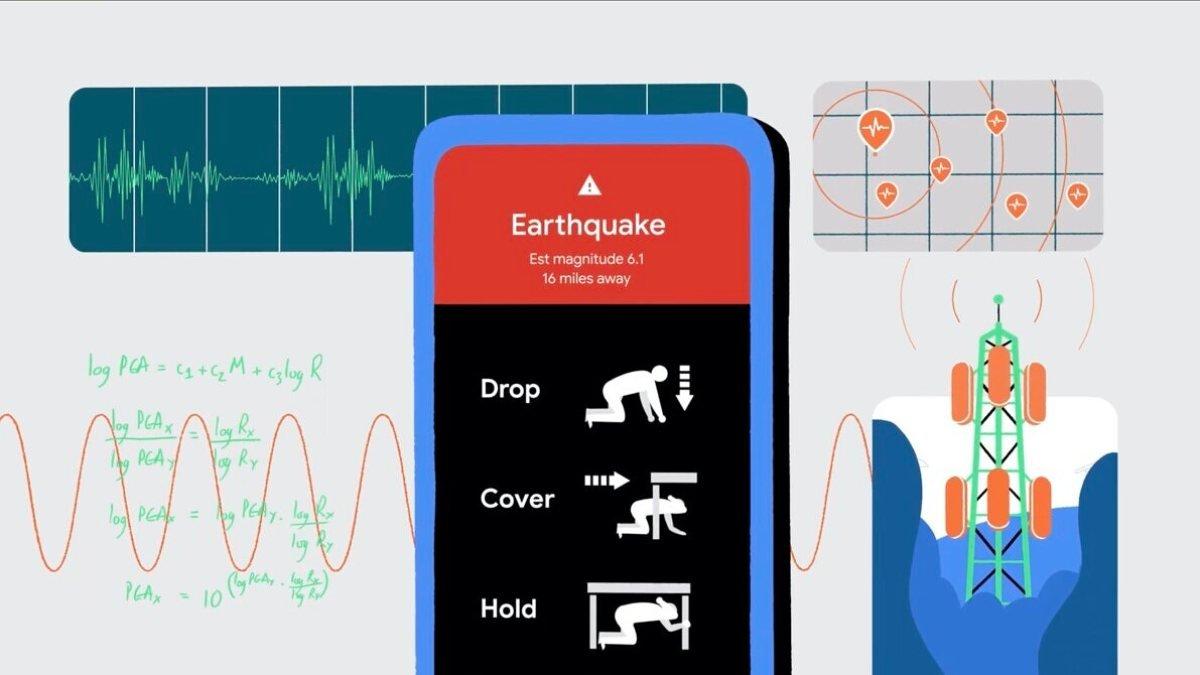 Android deprem uyarı sistemi, Filipinlerde hayat kurtardı