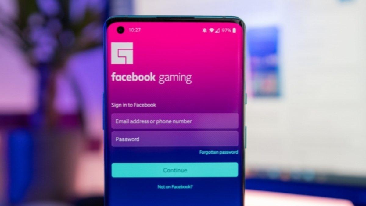 Facebook Gaming, iPhone kullanıcıları için yayınlandı
