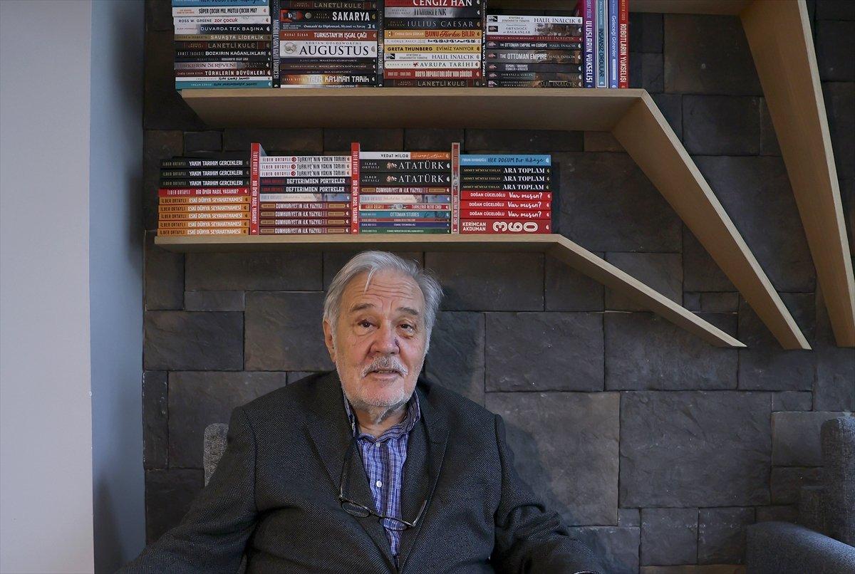 Ünlü tarihçi Prof. Dr. Halil İnalcık ın vefatının 5. yıl dönümü #5