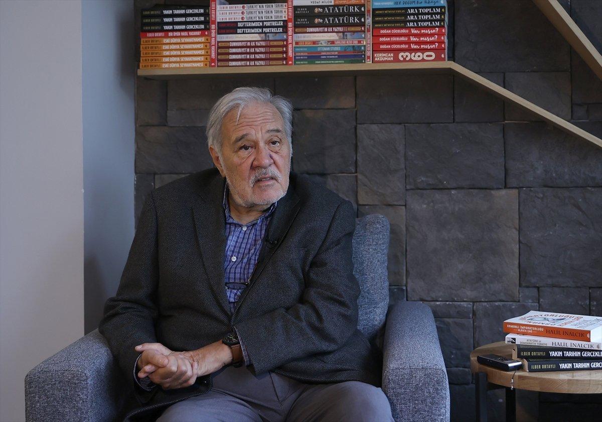 Ünlü tarihçi Prof. Dr. Halil İnalcık ın vefatının 5. yıl dönümü #4