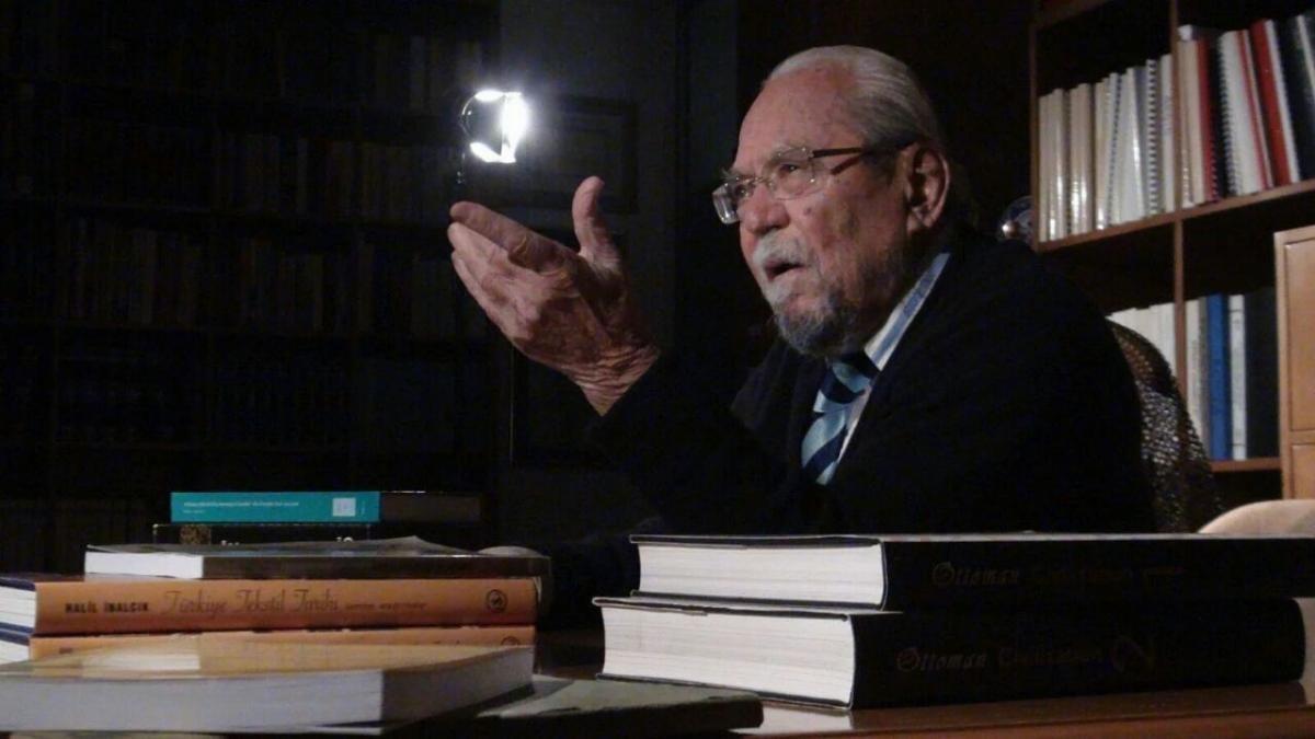 Ünlü tarihçi Prof. Dr. Halil İnalcık ın vefatının 5. yıl dönümü #2
