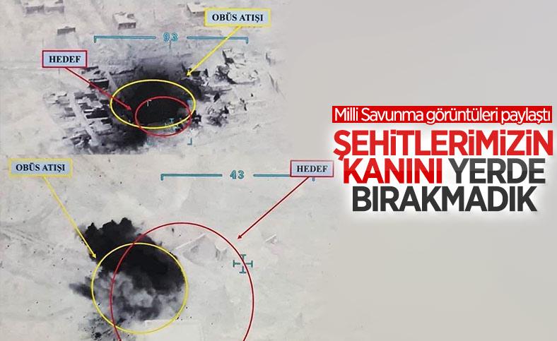 Şehitlerimizin kanı yerde kalmadı: En az 7 terörist öldürüldü