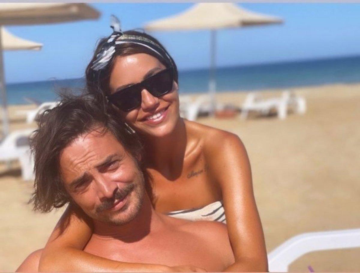 Ahmet Kural ın aşk tatili devam ediyor #2