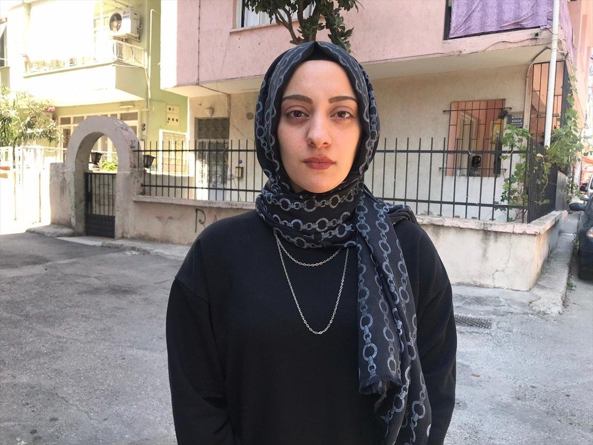 İzmir'de başörtülü genç kıza saldırı: 2 şüpheli gözaltına alındı #3
