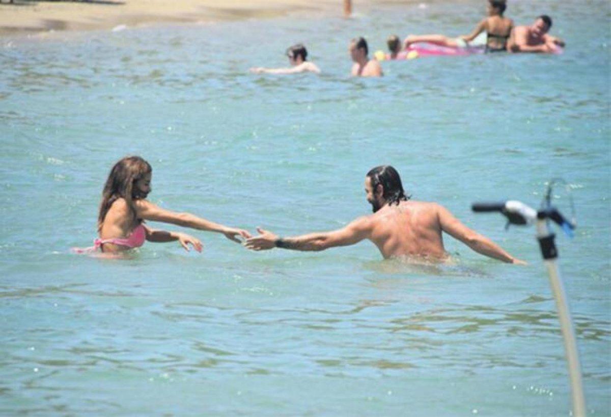 Ahmet Kural ın aşk tatili devam ediyor #1