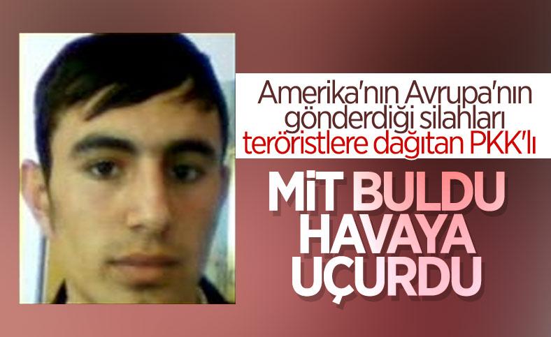 PKK'nın sözde Hakurk lojistik alan sorumlusu öldürüldü