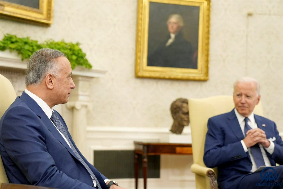 ABD nin Irak taki askeri misyonu yıl sonuna kadar bitecek #11