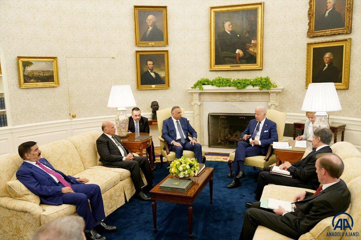 ABD nin Irak taki askeri misyonu yıl sonuna kadar bitecek #9