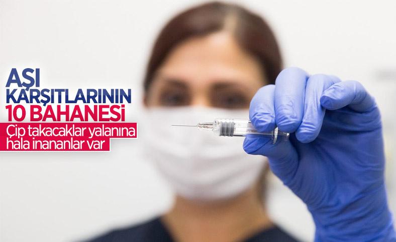 Türkiye'de aşı olmayanların 10 bahanesi