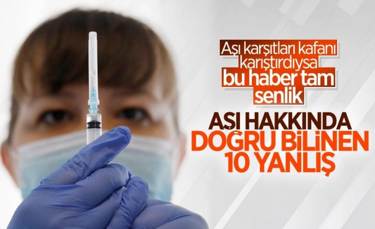 Türkiye'de aşı olmayanların 10 bahanesi  #1
