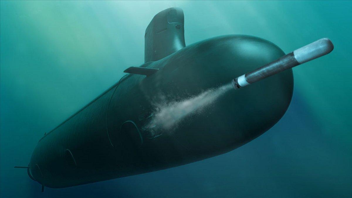 Türkiyenin yeni denizaltıları, mavi derinliklere milli teknolojilerle inecek