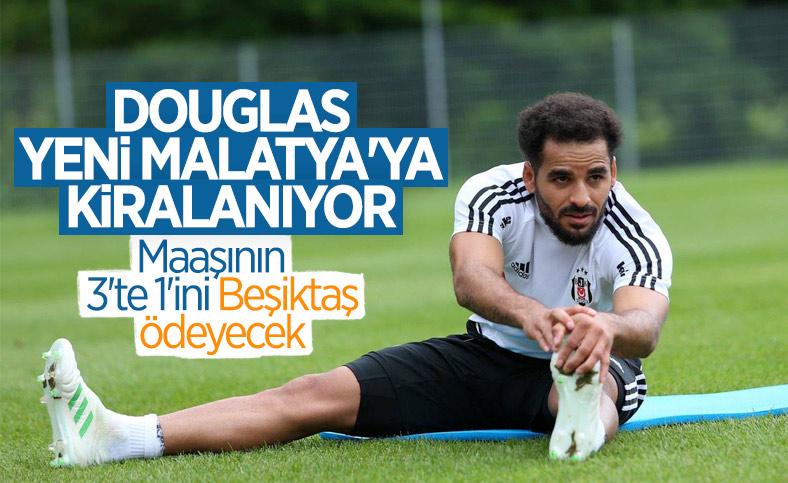 Beşiktaş'ta Douglas, Yeni Malatya'ya kiralanıyor