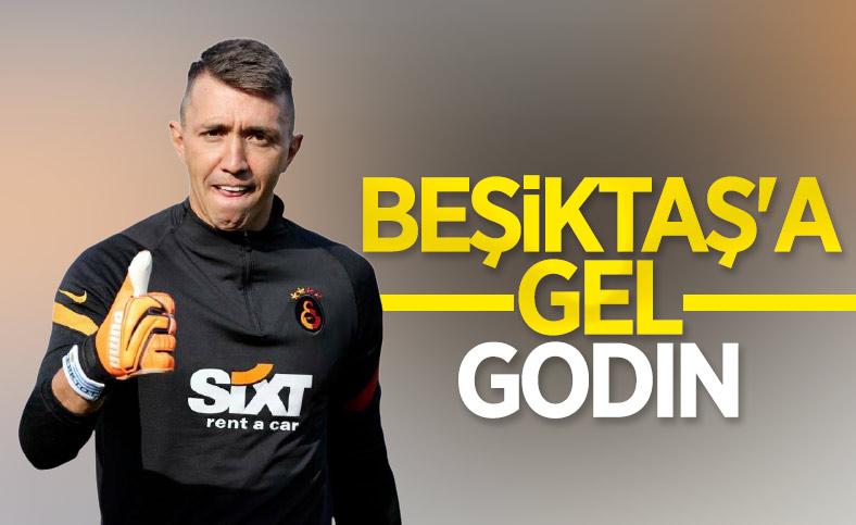 Fernando Muslera'dan Godin'e Beşiktaş telefonu