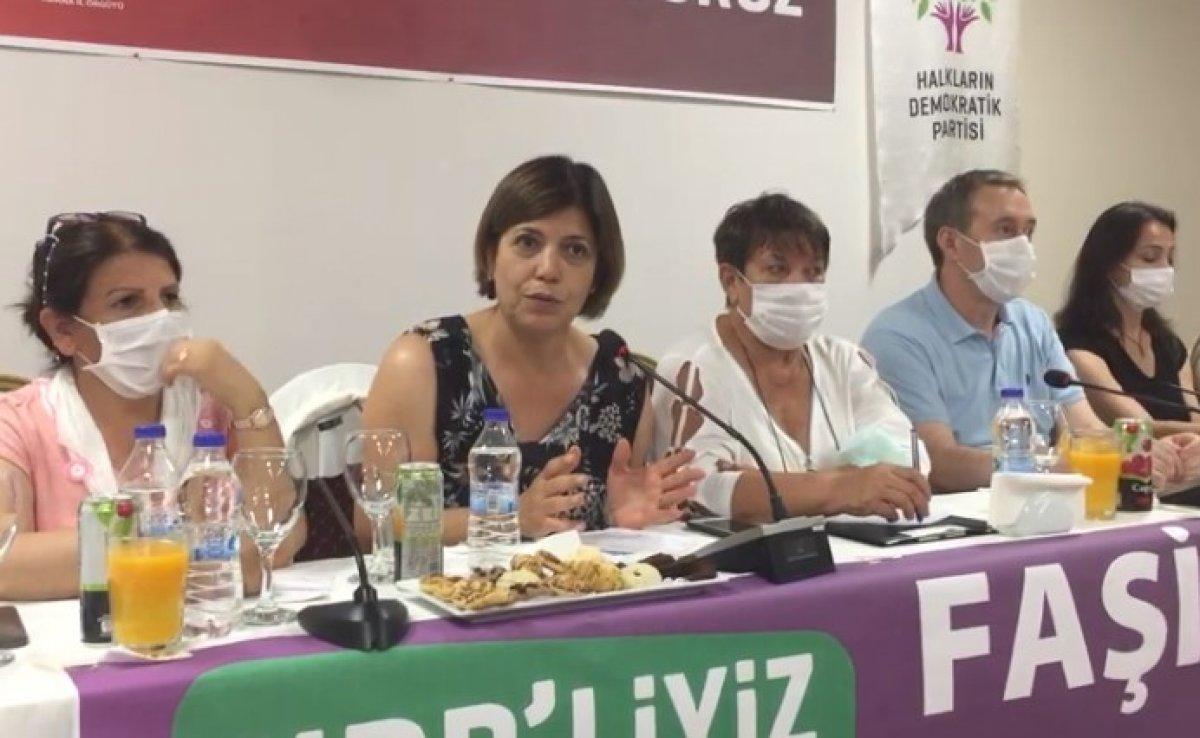 Meral Danış Beştaş: Kürtler AK Parti ye güvenmedikleri için aşı olmuyor #2