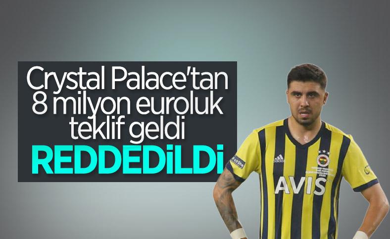 Crystal Palace'tan Ozan Tufan'a teklif