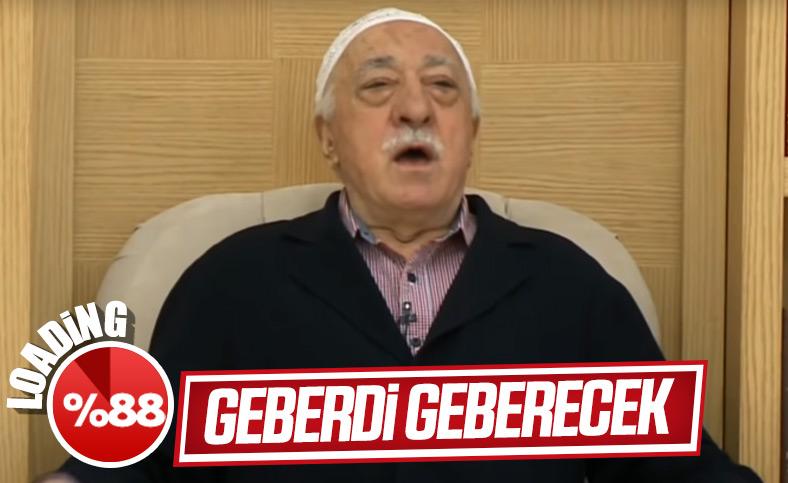 FETÖ elebaşı Gülen'in son hali