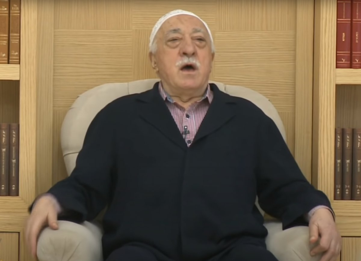 FETÖ elebaşı Gülen in son hali #1