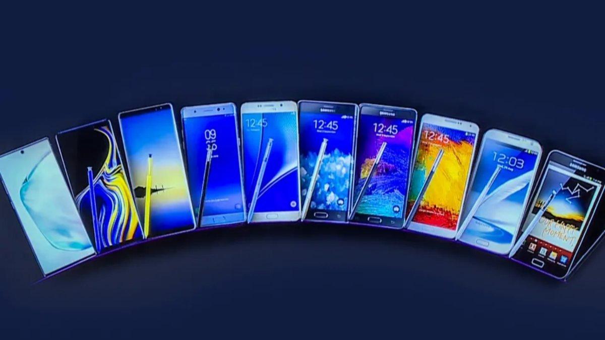 Samsung, bu yıl yeni bir Galaxy Note modeli tanıtmayacak