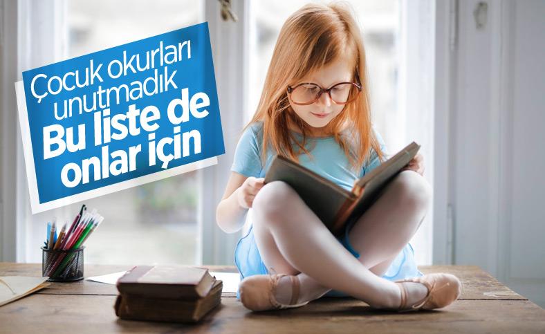 Kitap kurtları çocuklar için öneri okumalar