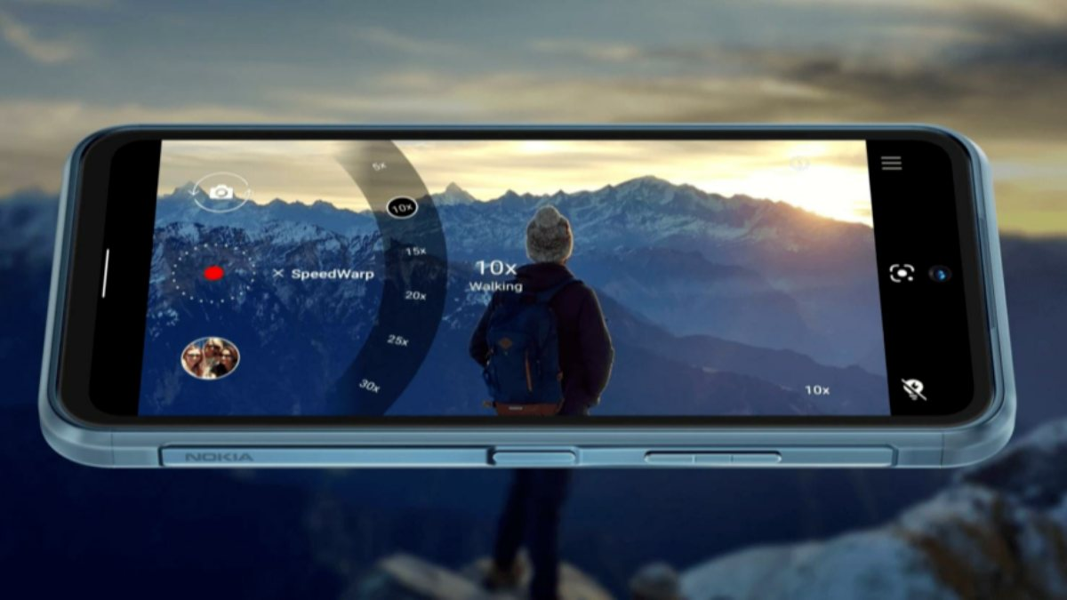 Nokia bu kez iddialı: Şirketin ilk sağlam telefonu Nokia XR20 tanıtıldı
