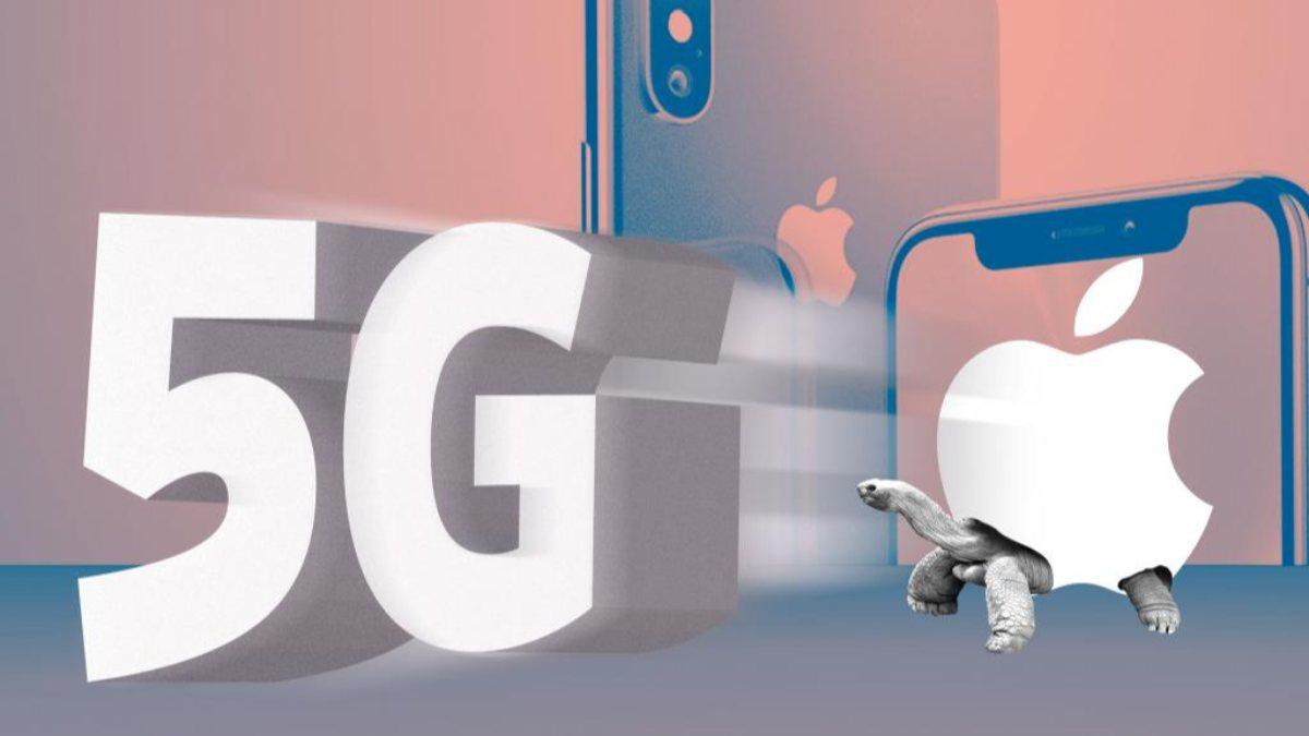Apple: 5G teknolojisi için henüz erken
