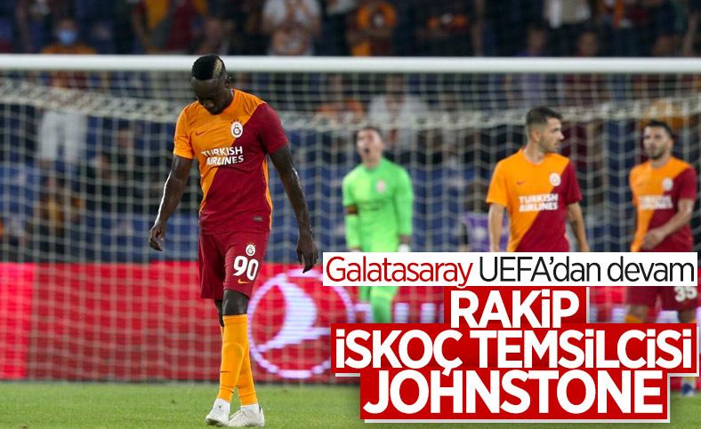 Galatasaray'ın Avrupa Ligi'ndeki rakibi St. Johnstone