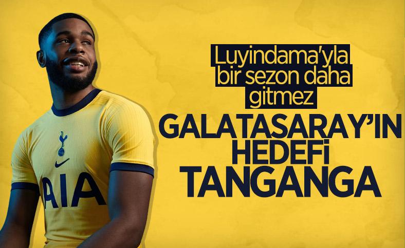 Galatasaray, Japhet Tanganga'yı istiyor