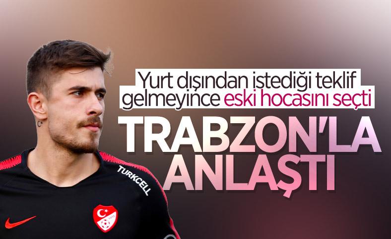 Dorukhan Toköz, Trabzonspor'la anlaştı