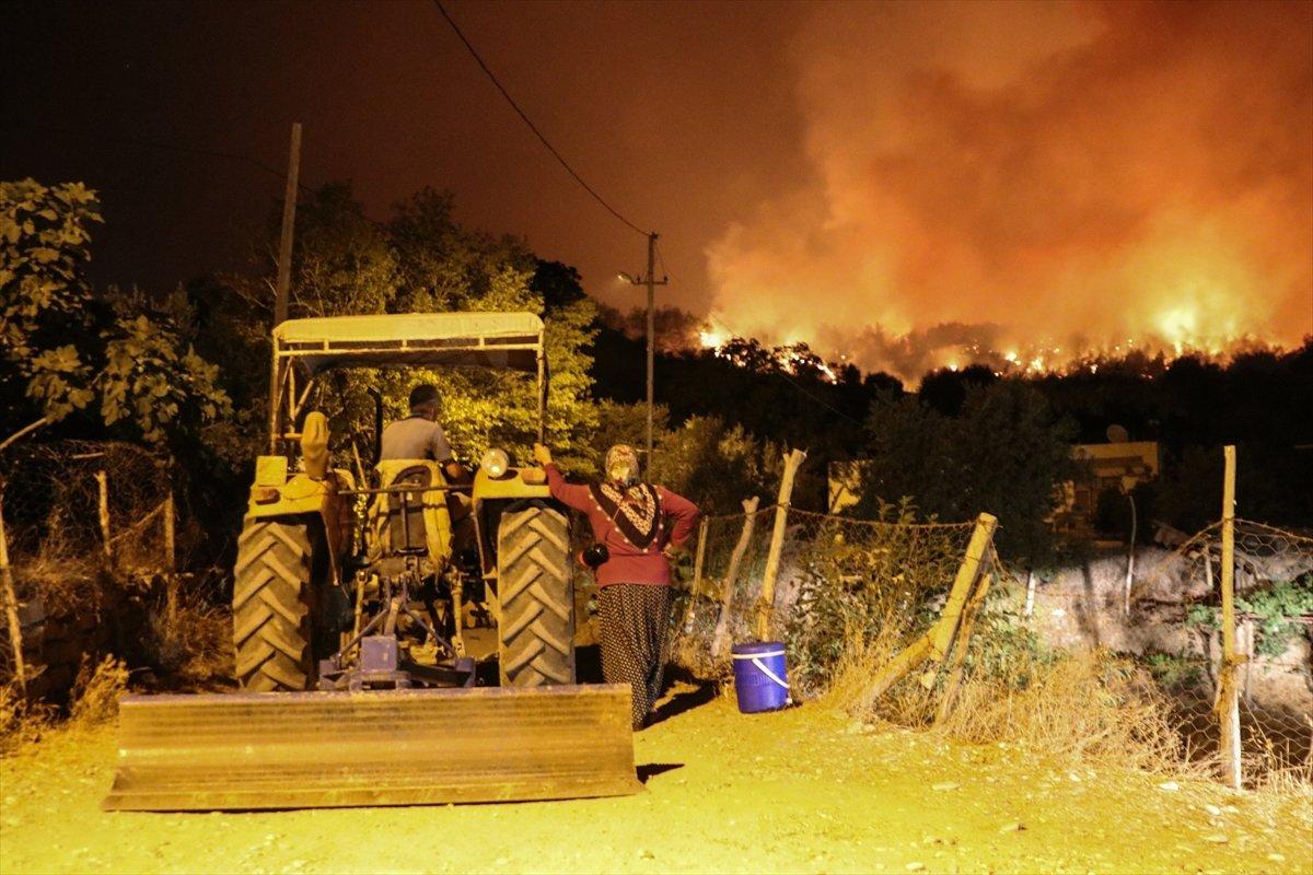 Osmaniye de yangın: 5 şüpheli gözaltına alındı #4
