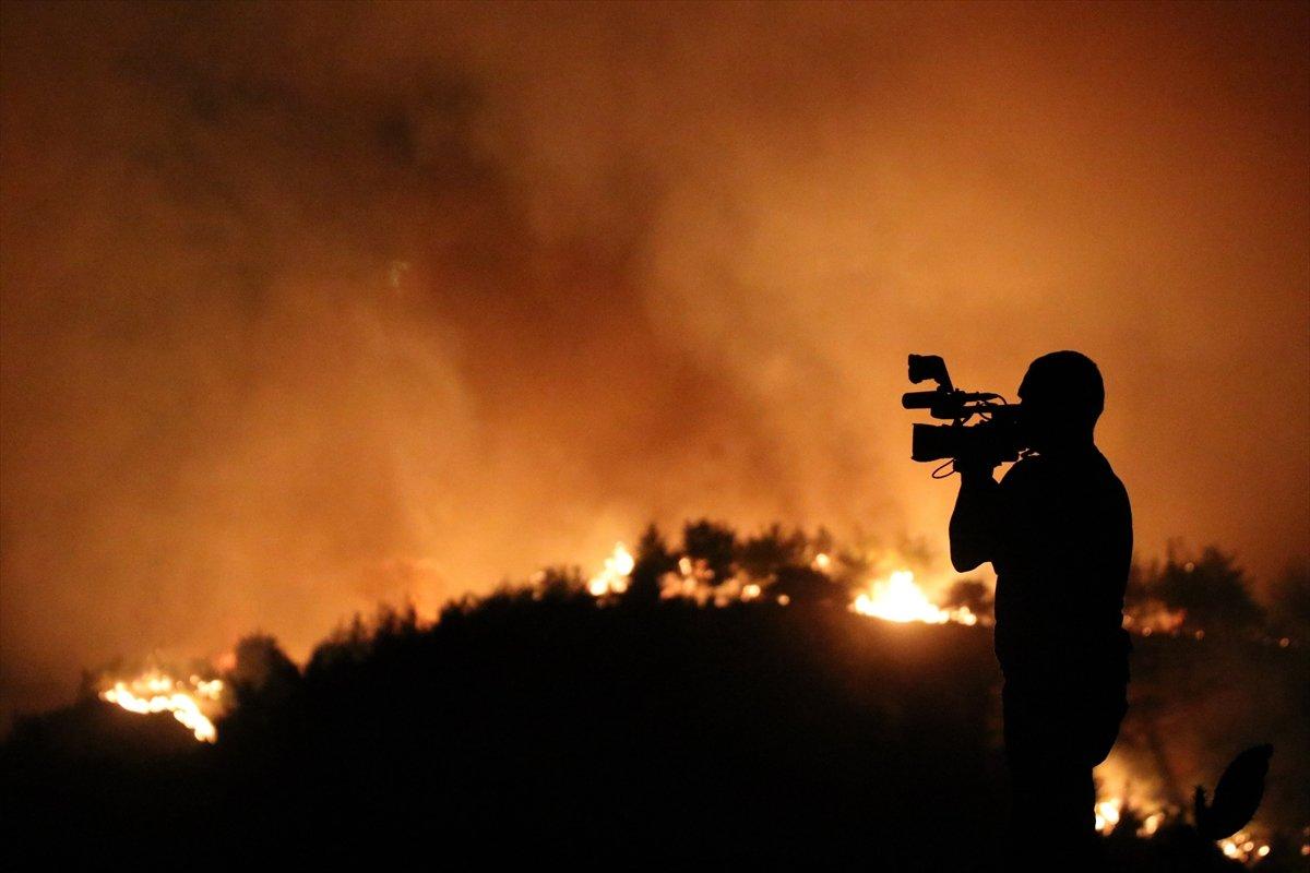 Osmaniye de yangın: 5 şüpheli gözaltına alındı #3