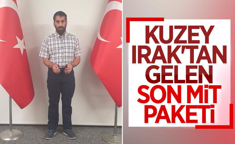 'Piro Karker' kod adlı terörist Cimşit Demir, MİT operasyonuyla yakalandı