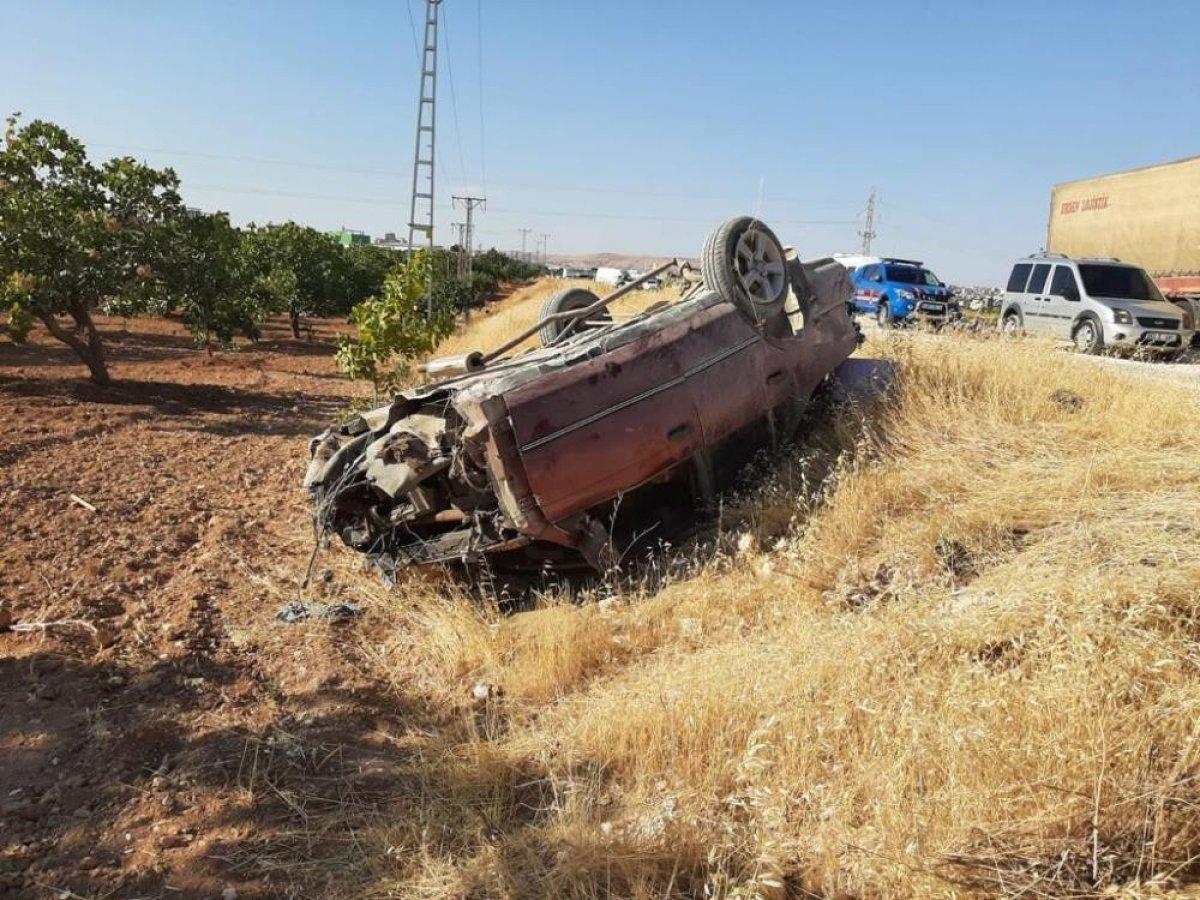 Gaziantep te trafik kazası: 4 yaralı  #3