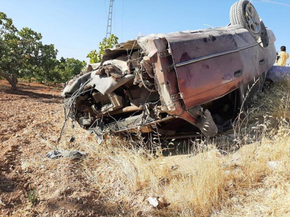 Gaziantep te trafik kazası: 4 yaralı  #4